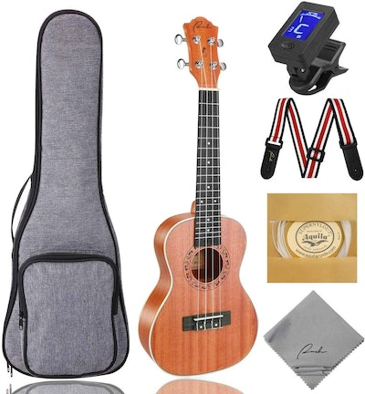 Ranch Concert Ukulele Kit