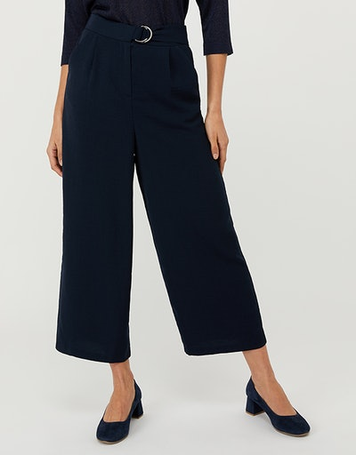 Mindy D-Ring Culotte Trousers