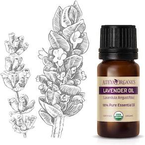Alteya Organics USDA Certified Organic Lavender Oil (1 fl. oz.)