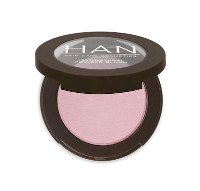 HAN Skincare Cosmetics All Natural Pressed Blush
