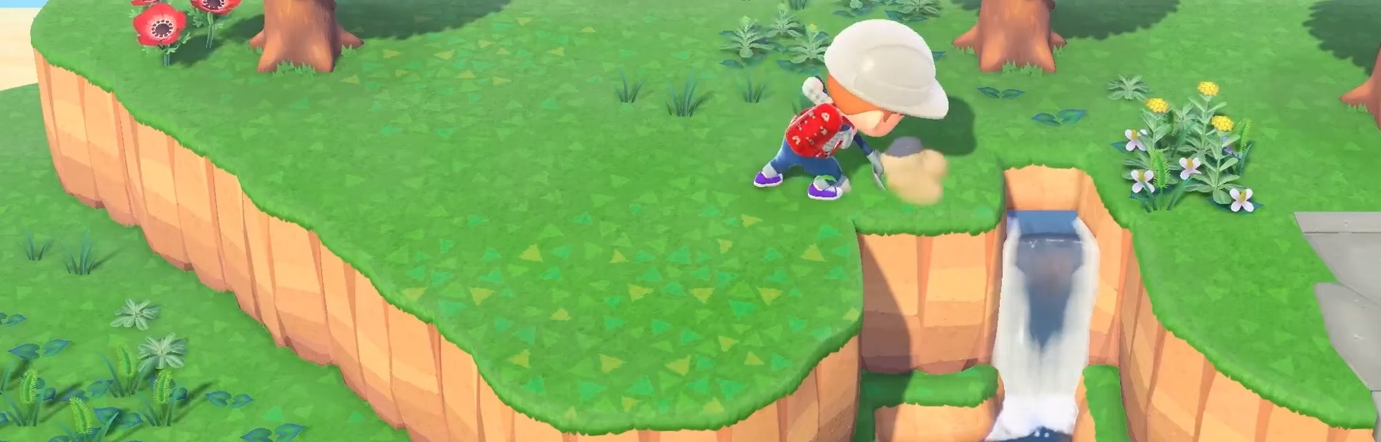 Animal Crossing How To Get A 3 Star Island And Unlock Terraforming