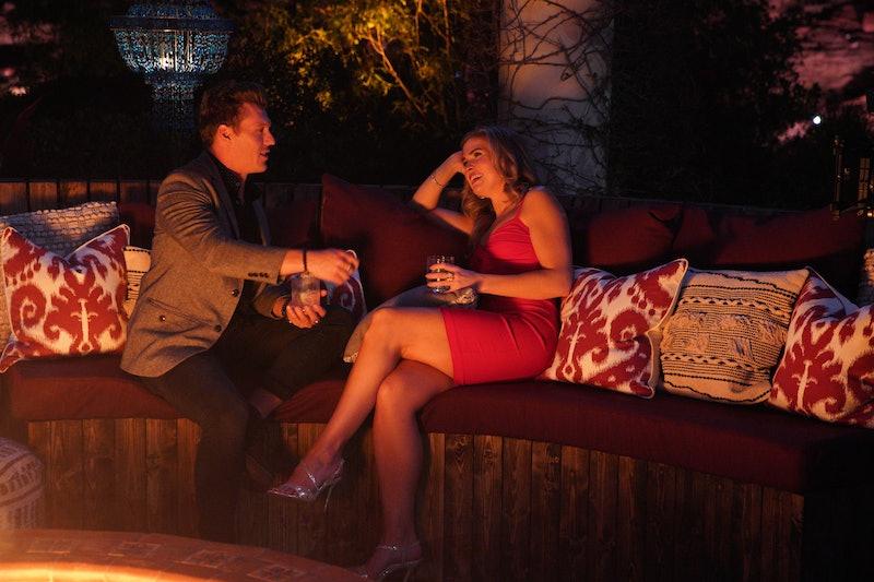 Bachelor Listen to Your Heart Brandon and Julia