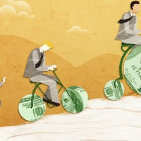 Study finds a counterintuitive effect wealth has on health