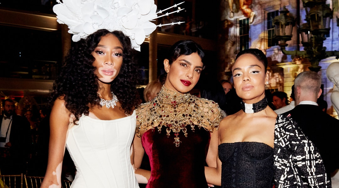The best Met Gala beauty looks from the last three decades.
