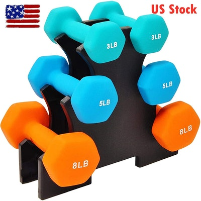 Annhoo All-Purpose Dumbbells