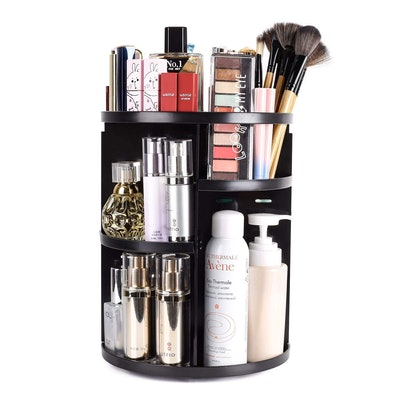 Sanipoe 360 Rotating Storage Cosmetic Organizer