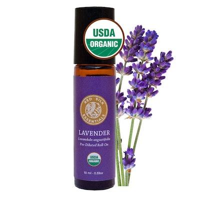 Red Silk Essentials Roll-On Lavender