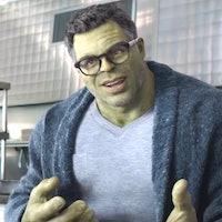 'Avengers: Endgame' writers reveal deleted scene that explains Smart Hulk