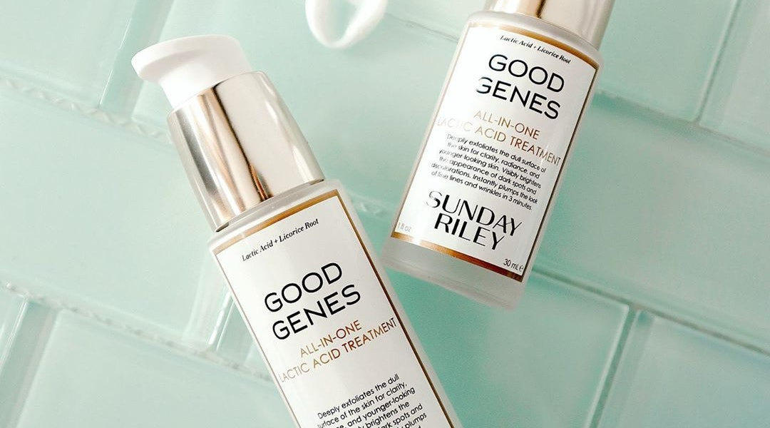 Sunday Riley's Good Genes treatment is a jumbo-size skincare product that can save you money