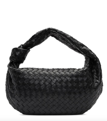 Black Medium Jodie Bag