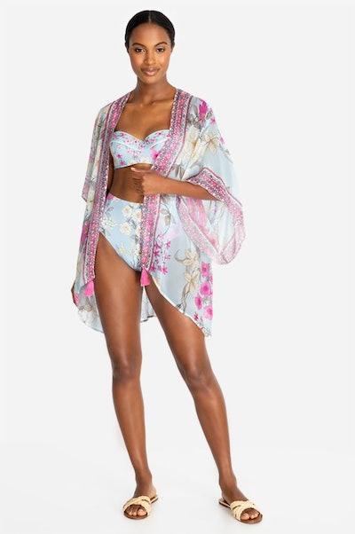 Belladonna Short Kimono