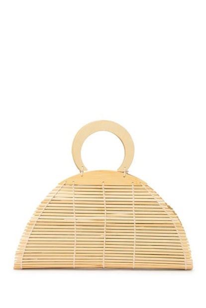 Ally Bamboo Wood Bag