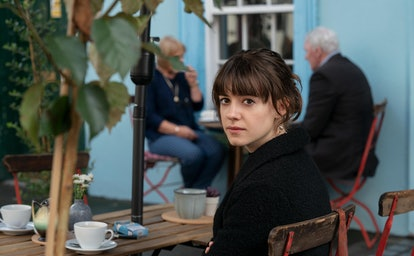 Daisy Edgar-Jones as Marianne in 'Normal People'