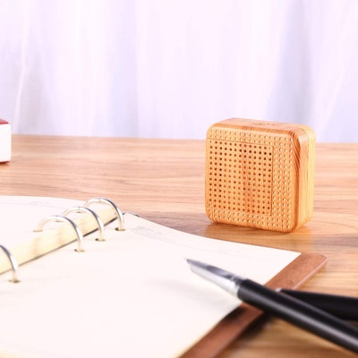 weljoy Wood Grain Essential Oil Diffuser