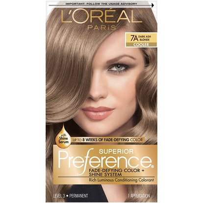 Superior Preference Fade-Defying + Shine Permanent Hair Color