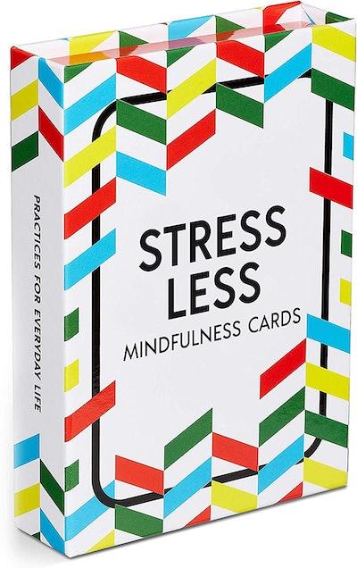 Allura & Arcia Stress Less Mindfulness Cards