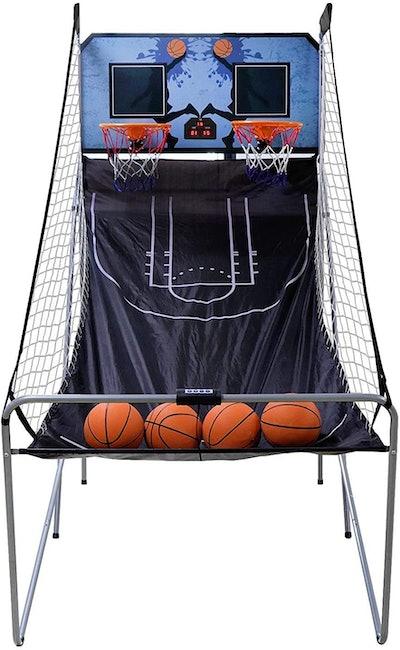 Saturnpower Shot Creator Indoor Basketball Arcade Game