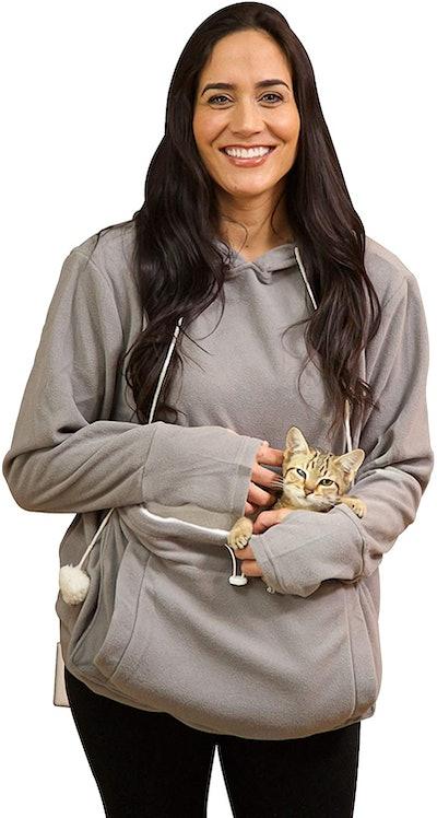 Kittyroo Cat Hoodie
