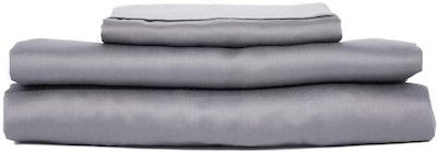 Sheets & Giggles 100% Eucalyptus Lyocell Sheet Set (Queen)