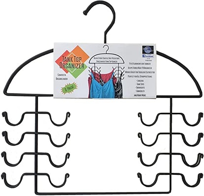 Good Cushion DR . ORGANIZER Tank Top Hangers (2-Pack)