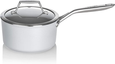 TECHEF 2-Quart Ceramic Nonstick Saucepan