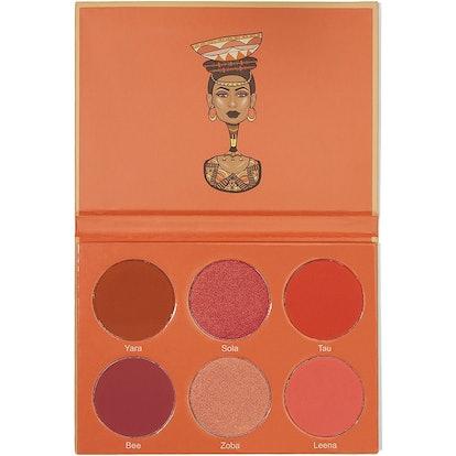 The Saharan Vol. II Blush Palette