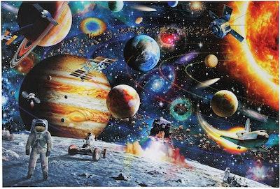 Moruska Space Puzzle (1,000 Pieces)