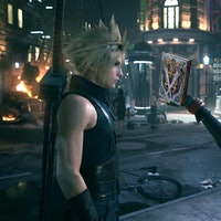 'Final Fantasy 7 Remake' Manuscript locations for Cloud, Tifa, Barret, and Aerith