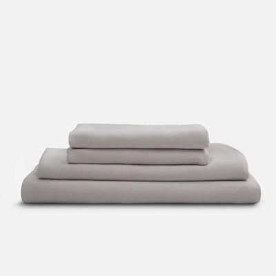 Sijo Premium 100% Bamboo Lyocell Bed Sheet Set (Queen)