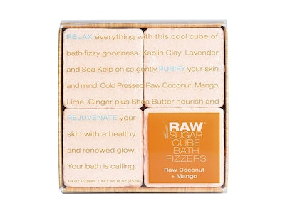 Sugar In The Raw Bath Fizzers (4-Pack)