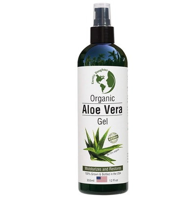 Earth's Daughter Organic Aloe Vera Gel Spray