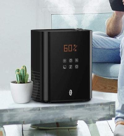 TaoTronics Warm and Cool Mist Humidifier