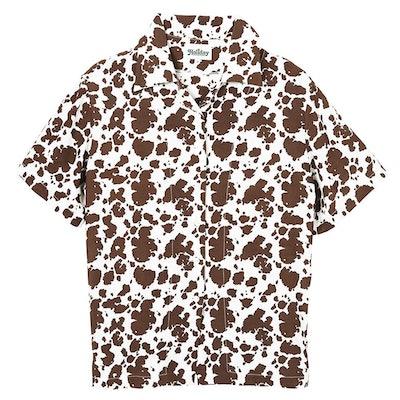 Bowling Shirt Cowhide