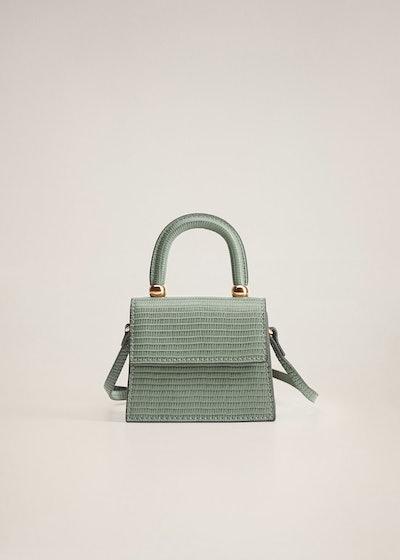 Mango Texture Mini Bag