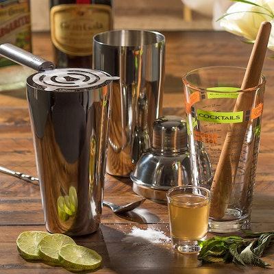 Libbey Mixologist Cocktail Set (9-Piece)