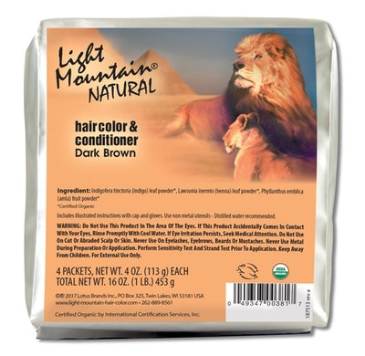 Light Mountain Natural Hair Color & Conditioner