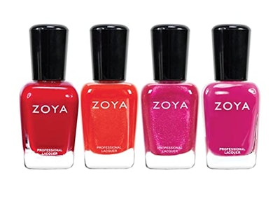 ZOYA Nail Polish Quad