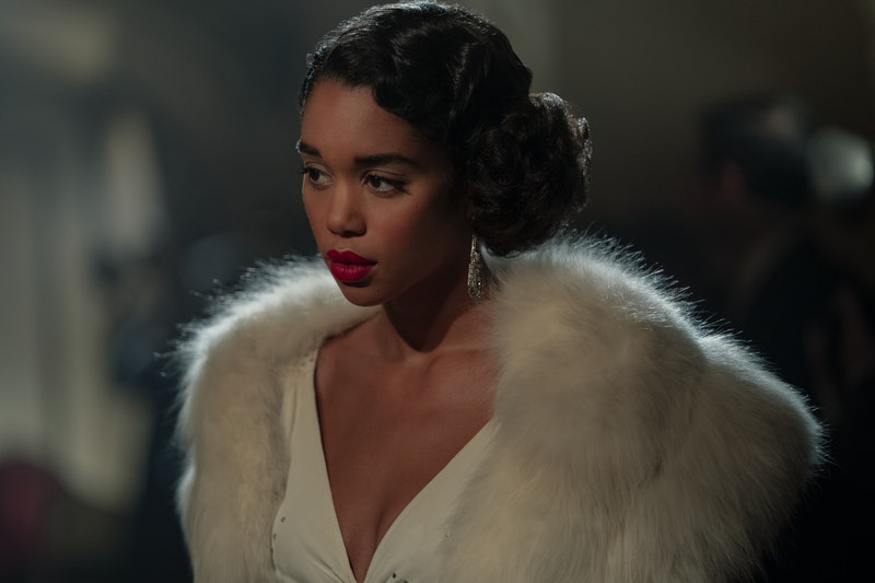 Laura Harrier as Camille Washington in 'Hollywood'