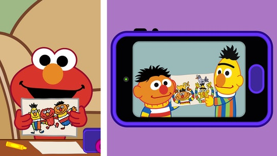 Sesame Street is helping kids who are missing their friends during quarantine with Elmo showing little ones how to stay connected during these difficult days.