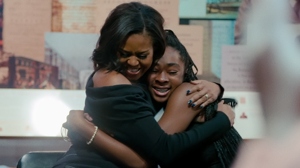 Michelle Obama's Netflix documentary 'Becoming' is an intimate look into a moment of transition and profound change for the former first lady.