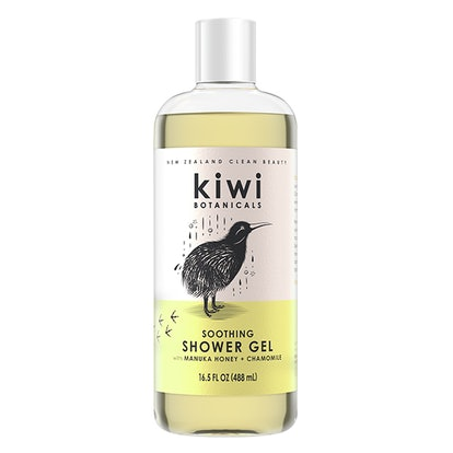 Soothing Shower Gel With Chamomile and Manuka Honey