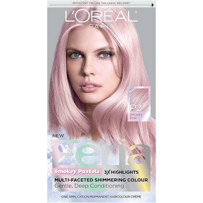 Feria Pastels Hair Color