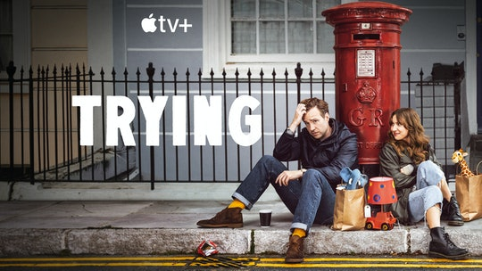 'Trying' is a new adoption drama/comedy on Apple TV+.