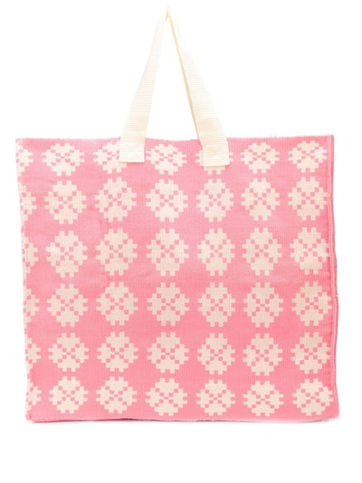Sophie Anderson Oversized Printed Tote