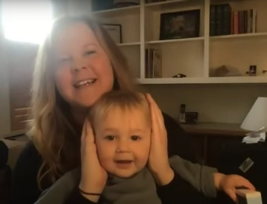 """Amy Schumer joked in a new interview that her son's name mishap is probably the """"first of many failures."""""""