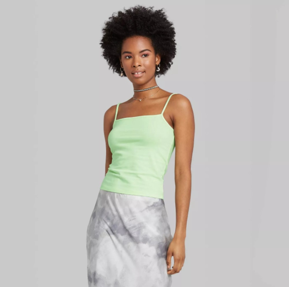 Women's Cropped Cami