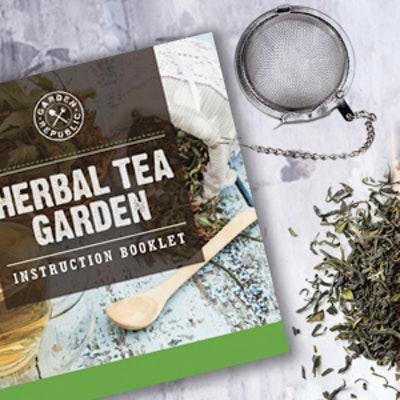 Garden Republic Herbal Tea Growing Kit