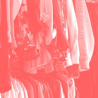 This military-grade clothing rack is the only thing that could handle my wardrobe