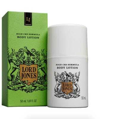 Lord Jones High CBD Formula Body Lotion