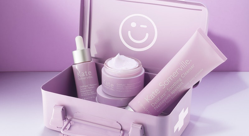 Kate Somerville's new DeliKate collection is all about sensitive skin